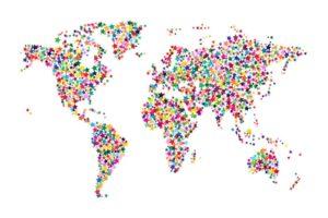 نقشه های جهان