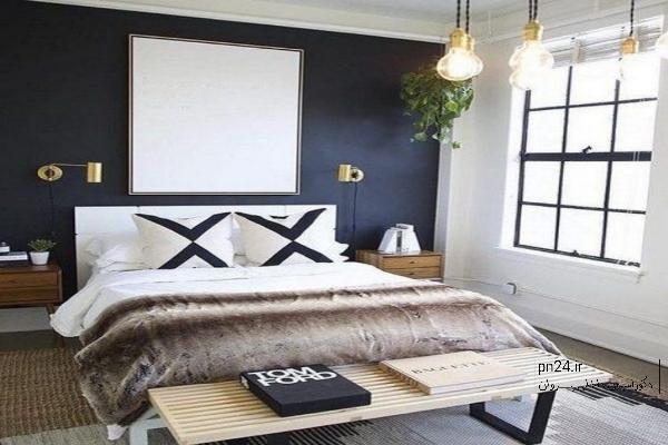 رنگ اتاق کوچک